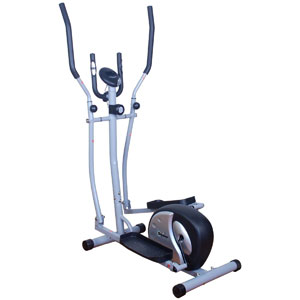 Confidence Space Saver Elliptical Cross Trainer