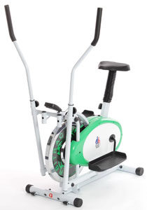 GYM MASTER 2 IN 1 Cross Trainer