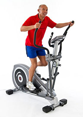 JTX Smart Stride Cross Trainer
