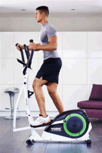 York Active 120 Elliptical
