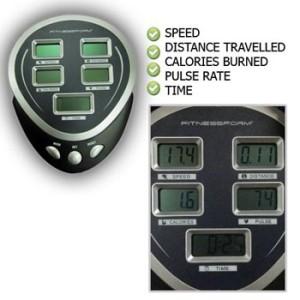 Fitnessform FITNESS PRO ZGT 2-IN-1 Elliptical Cross Trainer