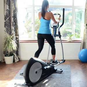 JTX Strider-X7 Home Cross Trainer