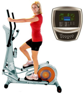 FRONTIER Olympus Max Long Stride Cross Trainer