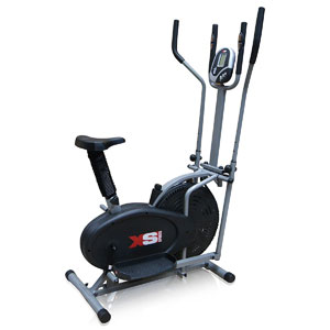 XS Sports 2-in1 Elliptical Cross Trainer
