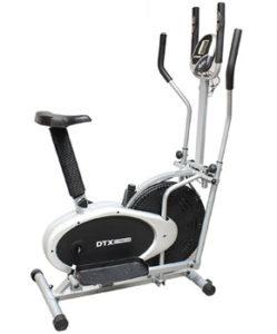 DTX Fitness 2 in 1 Elliptical Cross Trainer