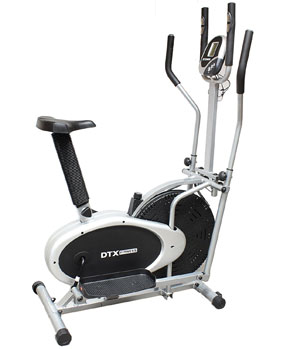 DTX 2 in 1 Elliptical Cross Trainer