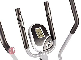 Hi-Performance 2 in 1 Cross Trainer