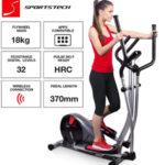 Sportstech CX610 Cross Trainer Review