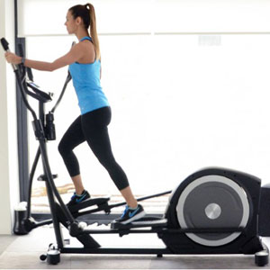 JTX Zenith Elliptical Cross Trainer