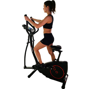 Viavito Setry 2-in-1 Elliptical Trainer