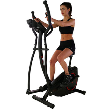 Viavito Setry 2-in-1 Elliptical Trainer Workout