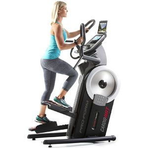 ProForm Cardio HIIT Elliptical Cross Trainer