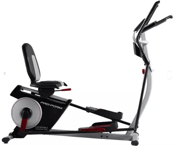 Proform Hybrid Trainer Pro Fitness Machine 2 in 1